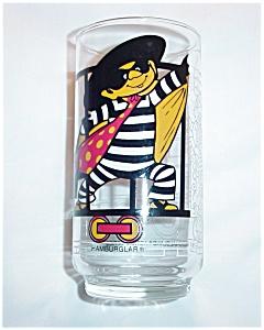 1977 McDonalds Hamburglar Glass (Image1)