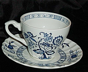 J & G Meakin Cup And Saucer