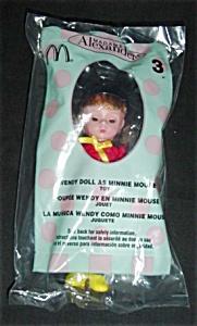 2004 McDonalds Madame Alexander #3 Doll (Image1)