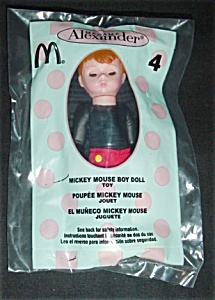 2004 McDonalds Madame Alexander #4 Doll (Image1)