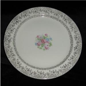 USA Bread & Butter Plate (Image1)