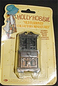 Holly Hobbie Die Cast  (Image1)