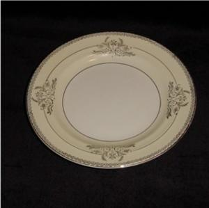 Crown Potteries Bread & Butter Plate (Image1)