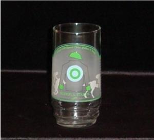 Saratoga 1991 Horse  Racing Glass (Image1)