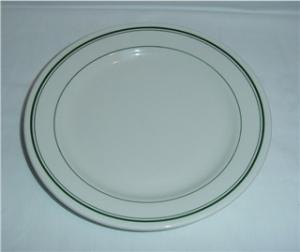 Homer Laughlin Resturant China Dinner Plate (Image1)