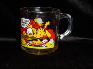 McDonalds Garfield and Odie Cup (Image1)