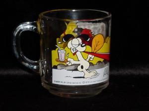 McDonalds Garfield  Cup (Image1)