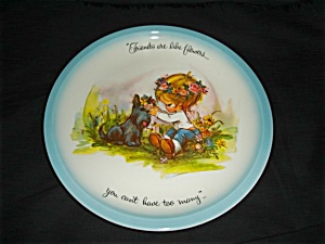 Gigi Collector Plate (Image1)