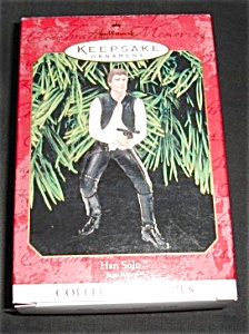 1999 Star Wars Han Solo Hallmark Ornament (Image1)