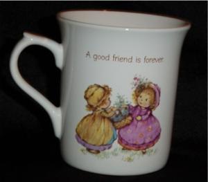 Hallmark A good Friend Mug (Image1)