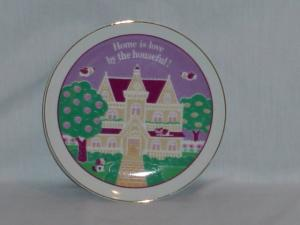 American Greetings Plate