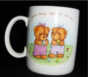 Avon Bear Mug (Image1)