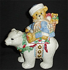 Cherished Teddies Salt and Pepper Shakers (Image1)
