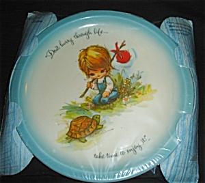 Gigi Collectors  Plate (Image1)