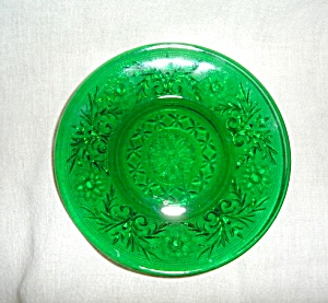 Anchor Hocking Sandwich Green Plate Liner (Image1)