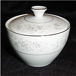 Camelot China Sugar Bowl