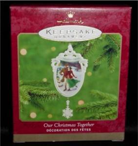 Our Christmas Together Hallmark Ornament (Image1)