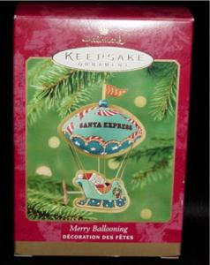 Merry Ballooning Hallmark Ornament (Image1)