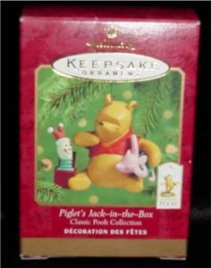 Classic Pooh Hallmark Ornament (Image1)