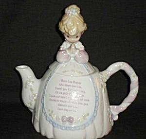 Precious Moments Tea pot (Image1)