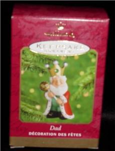 Dad 2000 Hallmark Ornament (Image1)