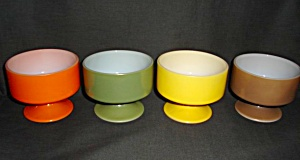 Federal Glass Custard Cups (Image1)