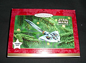 Hallmark Star Wars  Ornament (Image1)