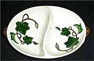 Metlox California Ivy Divided Vegetable Bowl (Image1)