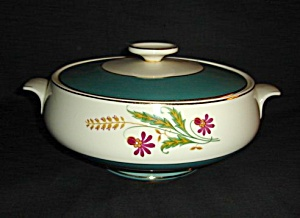 Homer Laughlin Cavalier Soup Trean