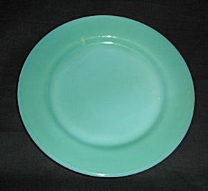 Fire King Jadite Restaurant Plate (Image1)