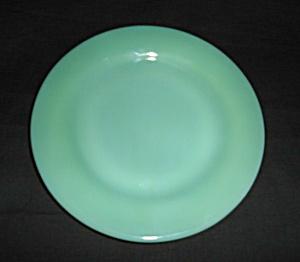 Fire King Jadite Restaurant Salad Plate (Image1)