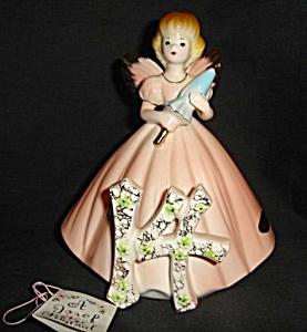 Josef Originals Birthday Angel #14 (Image1)