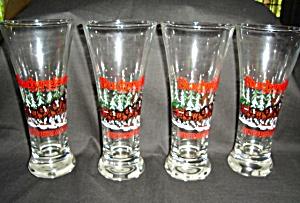 Budweiser  Beer Glasses (Image1)