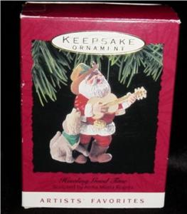 Howling Good Time Hallmark Ornament (Image1)