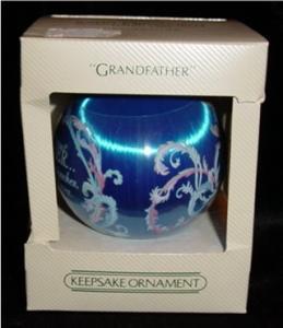 Grandfather Hallmark Ornament (Image1)