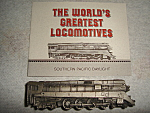 Franklin Mint Locomotivetrain