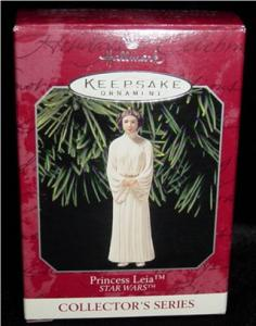 Star Wars Princess Leia Hallmark Ornament (Image1)