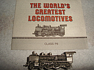 Franklin Mint Locomotive Train