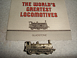 Franklin Mint LocomotiveTrain (Image1)