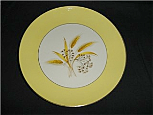 Century Service Corp. Autumn Gold Plate (Image1)