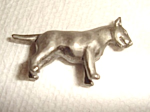 Rawcliff Pewter Dog Miniature