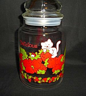 Strawberry Shortcake Jar (Image1)