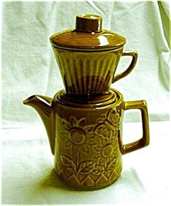 Vintage 3 Piece Japan Teapot (Image1)
