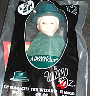 McDonalds Madame Alexander Wizard Of Oz Dolls (Image1)