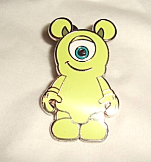 Disney Mickey  Pin (Image1)