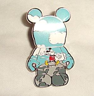 Disney Mickey Crossroads of the World Pin (Image1)