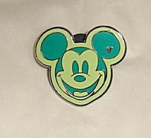 Disney  Mickey Mouse Pin (Image1)