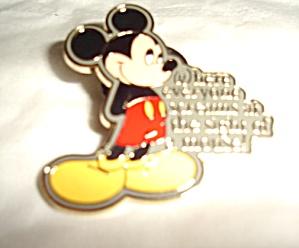 Disney Mickey Pin (Image1)