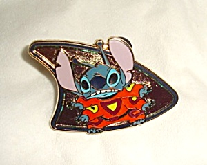 Disney Alien Stitch Pin (Image1)