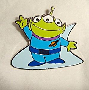 Disney Toy Story Space Man Pin (Image1)